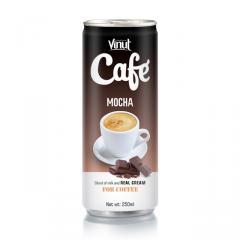 Кофе мокко 250мл Tin Can