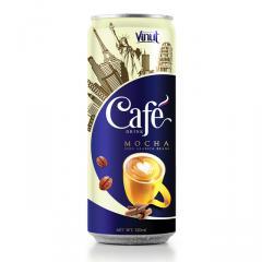 Tin Can Coffee mocha drink 320ml
