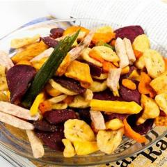 Dried Mixed fruits Vacuum Pack /High Quality dried fruits and vegetable tropical