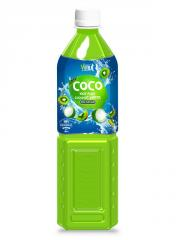 1L Natural Coconut water with Kiwi flavour