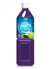 100 PET Bottle Pure Coconut water with Grape...