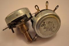 Chiết Áp Resistor