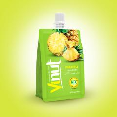 150ml 100% Pouches Pineapple Juice Drink