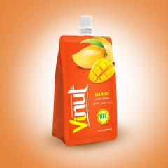 10.1fl унций сока манго Напиток мешочков 100%