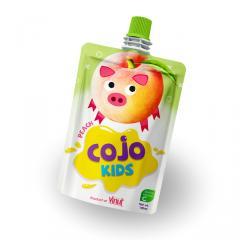 100 мл персикового сока Напиток сумки Дети Cojo