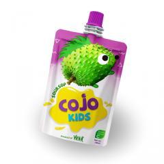 Soursop сок 100 мл Cojo Детские Пейте сумки