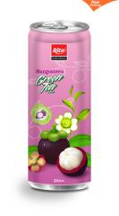 Manufacturers Tropical Mangosteen Juice With Green Tea Flavor from RITA BEverage