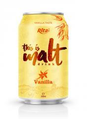 Vanilla Flavor Malt Drink from RITA Beverage
