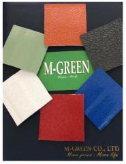 TÔN CHỐNG NÓNG - CHỐNG ỒN M-GREEN ASA/PVC