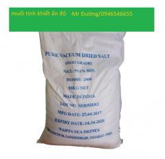 Muối công nghiệp NaCl 99,3%