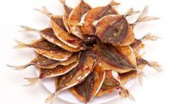 Dried Yello Stripe Fish
