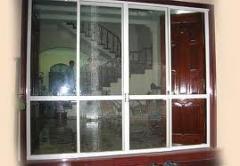 Cửa sổ nhôm kính mở lùa