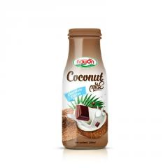 280ml Coconut milk with chocolate flavor