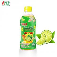 Бутылка для домашних животных 350 мл VINUT Lime