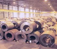 Steel for ships