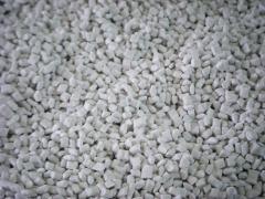 CaCO3 filler masterbatch for coating/lamination