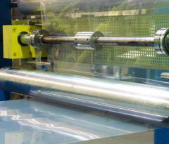 High-density polyethylene of high pressure