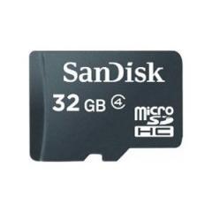 Sandisk micro sdhc 32gb class 4
