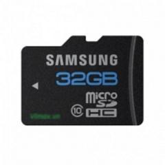 Samsung micro sdhc 32gb class 10