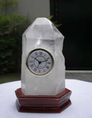 Precious Stone Clock - A luxury gift for clerical