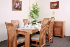 Nội thất phòng ăn Prenn