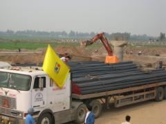Kinh doanh thép và vật liệu xây dựng