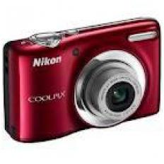 Máy ảnh Nikon Coolpix L25 Đỏ (Red)