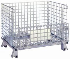 Lồng sắt, pallet, kệ chứa hàng, Manufacture/Product: Storage Cage, Wire Shelving, Transit Trollek, Hand Truck, Iron  Pipe Furniture, Oem For  Iron Wire And Stainless Wire Product