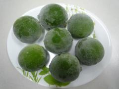 Frozen Whole Lime