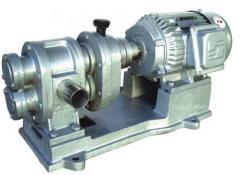 Regulated hydraulic pumps