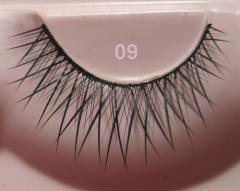 Detachable eyelashes
