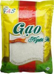 Gạo FAS nhãn vàng 5kg