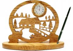 Interior clocks