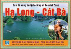 Bản đồ du lịch Hạ Long