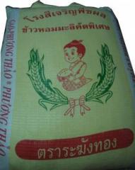 Gạo Việt Thái Jasmine