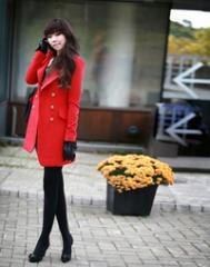 Áo vest dài