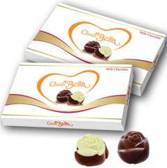ChocoBella sữa hộp giấy chữ nhật 143 gam