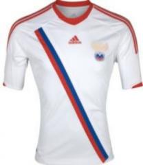 Quần áo bóng đá Nga