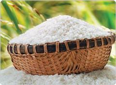 Gạo trắng hạt dài: 25%