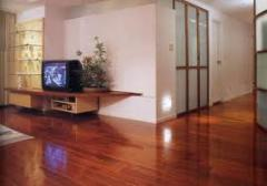 Wood floor coatings