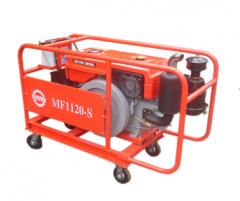 Máy phát điện_Động cơ Diesel
