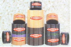 Rollers rubber