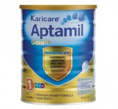 Karicare aptamil gold plus 1