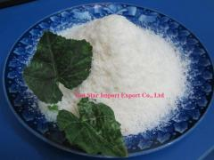 Descicated coconut