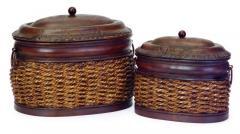 Bambooware & Rattanware