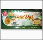 Herbal teas for men