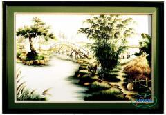 Chiếc cầu quê hương