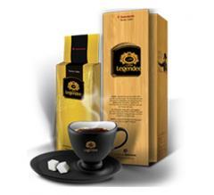 Fine grinding coffee