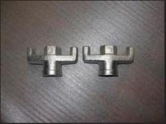 Pin screws