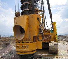 Máy khoan đá (Rock drilling)